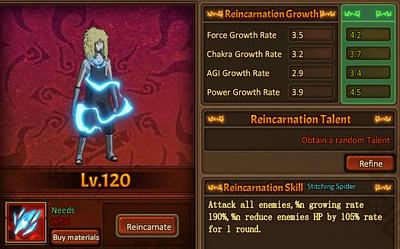 Reincarnation One Kushimaru Kuriarare