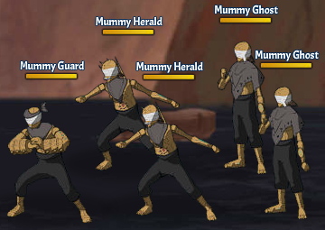 Ghostdom Land Fight 7