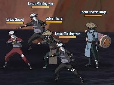 Lotus Land Fight 3