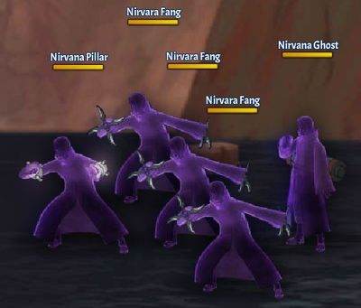 Nirvana Land Fight 28