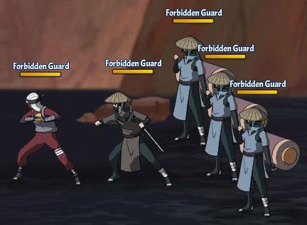 Taboo Jutsu Rescue Sasuke Fight 4