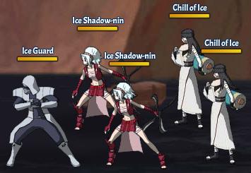 Ice Mirage Land Fight 7