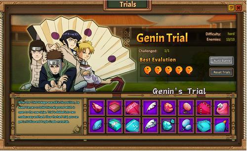 Genin Trial