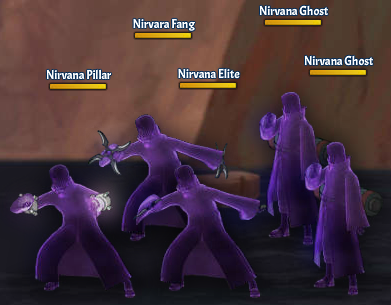 Nirvana Land Fight 12