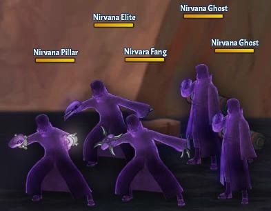 Nirvana Land Fight 14