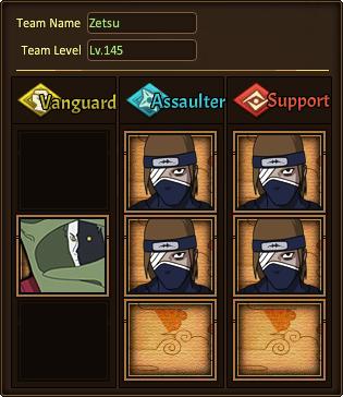 Crusade The Five Kage Summit Zetsu Hard