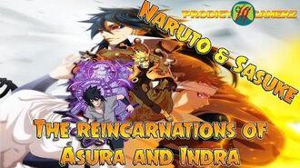 Anime Ninja - The Reincarnations of Asura & Indra - Naruto & Sasuke - Naruto Games - Browser Online