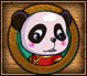 Pet Kung Fu Panda Small Grid