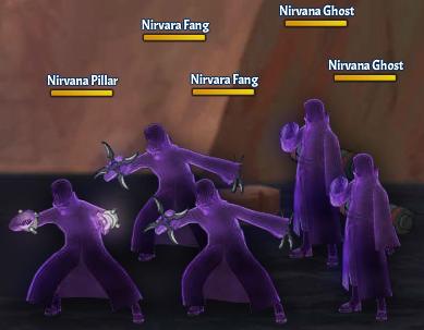 Nirvana Land Fight 23
