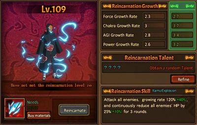Reincarnation One Tobi