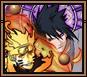 Naruto & Sasuke Small Grid
