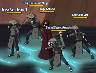 Kinjutsu Spirit Fight 4 Sage Kabuto