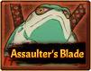Senjutsu Assaulter's Blade Small Grid