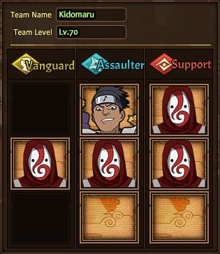 Team Kidomaru H