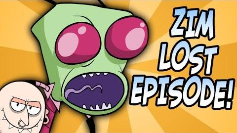 INVADER ZIM LOST EPISODE (RARE!!!)