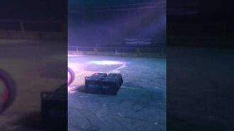 Robot Wars Maidstone November 2016 - Trolley Rage first outing