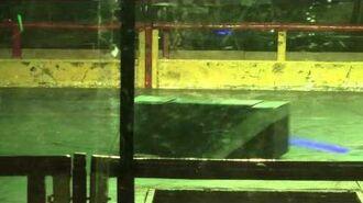Robots Extreme Wars Live Guidlford 2011 - Maelstrom vs Envy vs Scorpion
