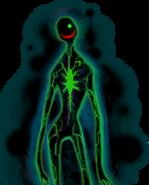 Yūki Terumi (Story Mode Artwork, Ghost Form)