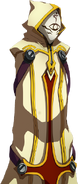 Tsubaki Yayoi (Story Mode Artwork, Normal, Robe with Mask)