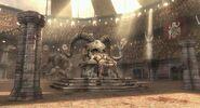 Shao Kahn's Coliseum