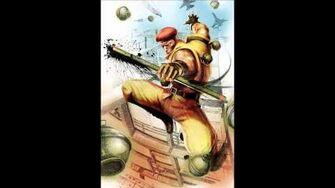 Ultra Street Fighter IV Rolento Theme (Full Version) Soundtrack