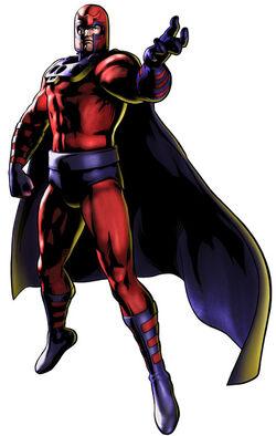 Magneto-umvc3