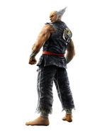 Heihachi Mishima - CG Art Image - Tekken 6 Bloodline Rebellion