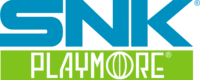 SNK Playmore logo and wordmark