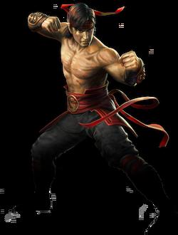 Mortal kombat 9 liu kang