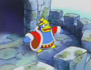 Kirby of the Stars Pilot Dedede