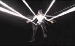 Sephiroth's death