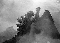 Rodan vs Godzilla