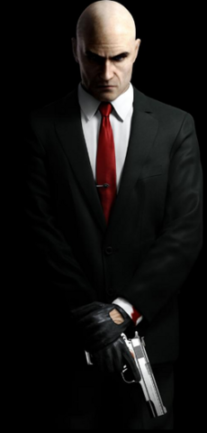 Agent 47 in Hitman Absolution