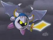 Meta Knight Kirby of the Stars Pilot