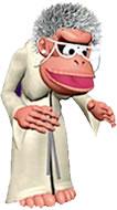 Wrinkly Kong DKC3