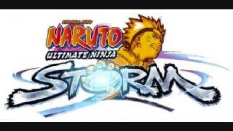 Naruto Ultimate Ninja Storm Soundtrack Dream and Determination