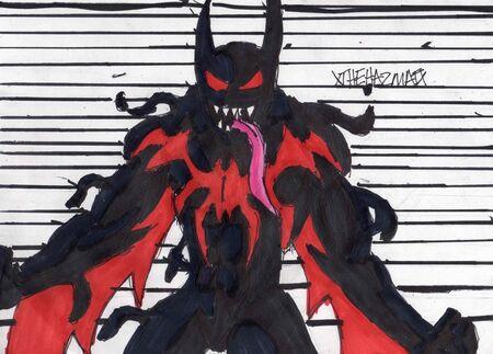 Symbiote Batman Terry