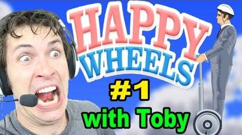 Let's Play Happy Wheels - I'M DEAD - Part 1