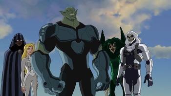Thunderbolts & the Goblin