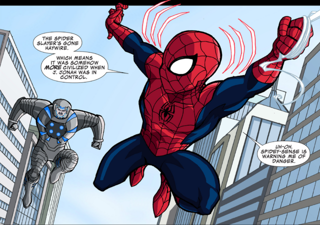 File:Spider-Slayer JJJ chases Spidey.png