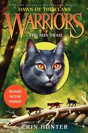 The sun trail cover