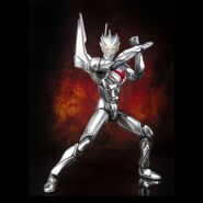 ULTRA-ACT Ultraman Noa - Bandai Tamashii Web Shouten Exclusive - mbt