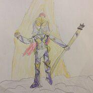 Ultrawoman Athena