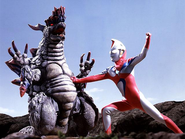 Ultraman Belial Vs Ultraman Zero Monster Hunter | Ultra...