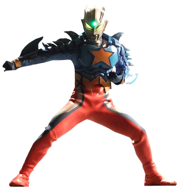 File:Ultraman Zero Super Form Render.png