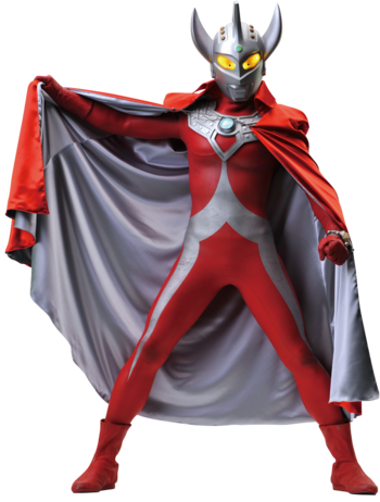 Ultraman Taro Brothers Mantle