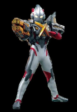 File:Ultraman X Eleking Armor.PNG