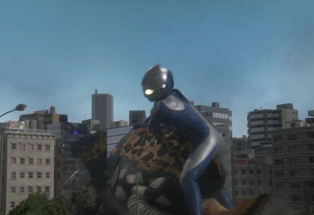 File:Ultraman Saga-Gubila Screenshot 002.jpg