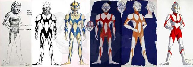 File:Ultraman Concept Art.jpg