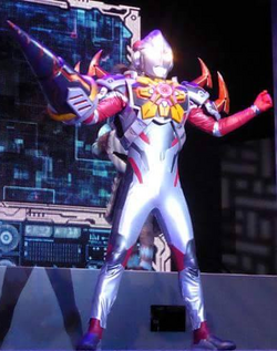 Ultraman X Denpagon Armor